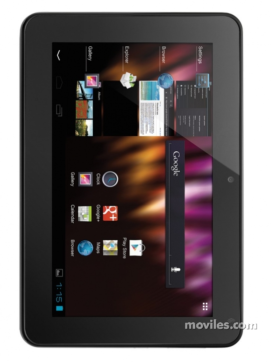 Tablet Alcatel One Touch Evo 7 HD