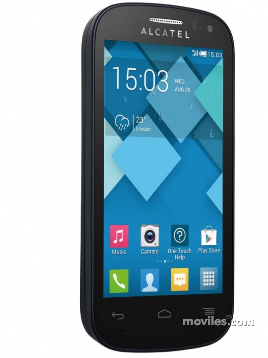 Caracter 237 Sticas Alcatel One Touch Pop C3 Moviles Com