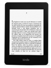 Fotografia Tablet Kindle Paperwhite
