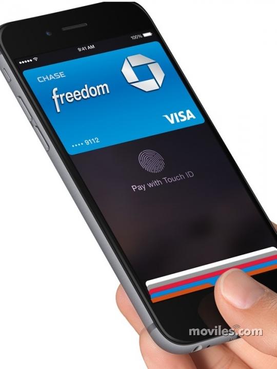 Pagando con NFC en el iPhone 6