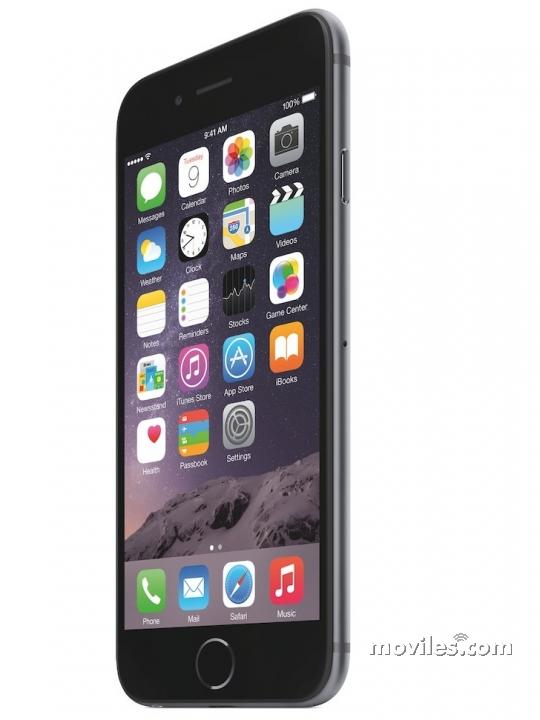 iPhone 6 Gris espacial (Negro)