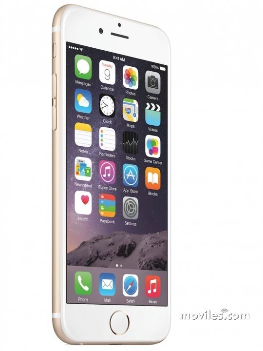 iPhone 6 Dorado (Color Oro)