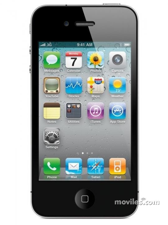 Apple iPhone 4 32 Gb Libre desde 159€ Compara 1 precios