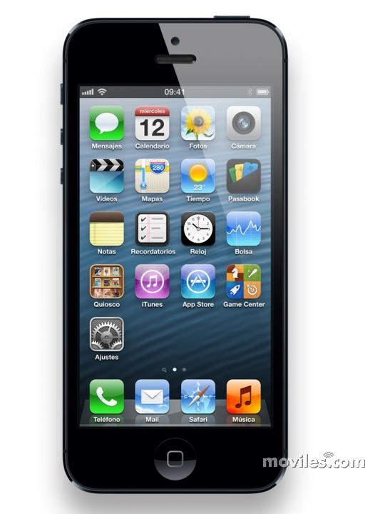 Apple iPhone 5 Libre desde 82,44€ Compara 11 precios