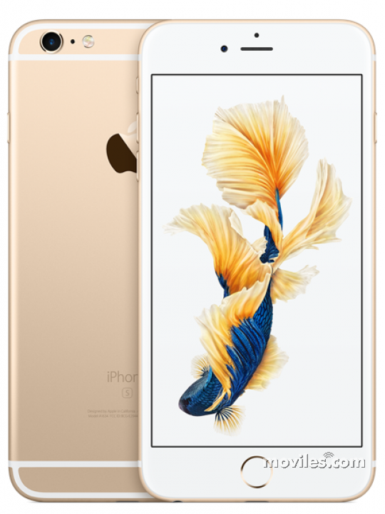 af05e5397 Precios Apple iPhone 6s Plus abril 2019 - Moviles.com