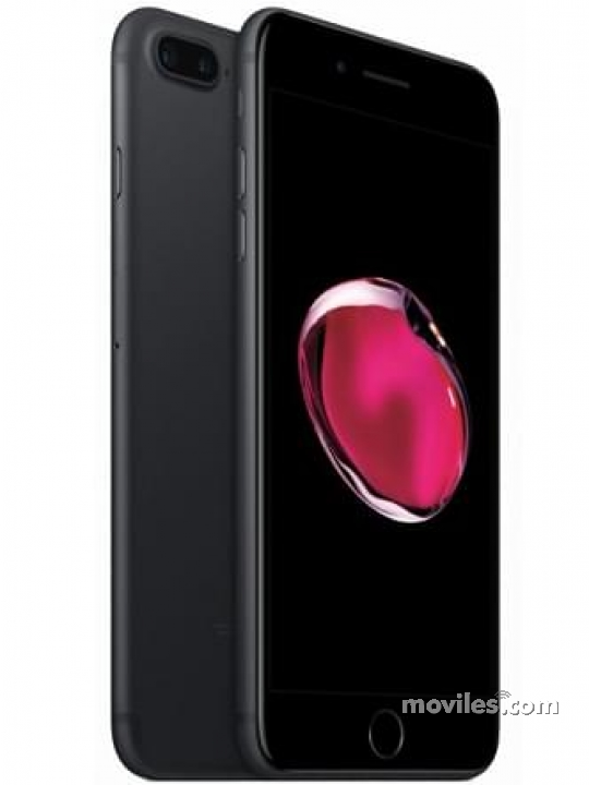 Yoigo Iphone  Plus Rosa