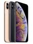Fotografía Varias vistas del Apple iPhone Xs Max Plata y Gris Espacial y Dorado. En la pantalla se muestra Varias vistas