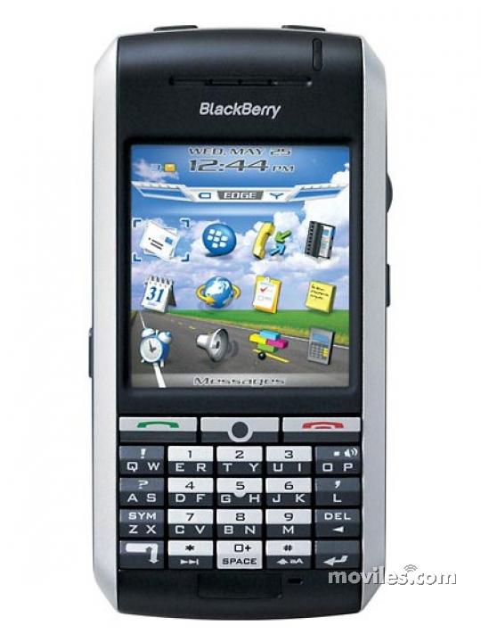 Blackberry serie 7