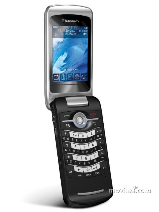 BlackBerry Pearl Flip 8220 Libre desde 36,12€ Compara 1 ...