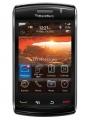 fotografía pequeña BlackBerry Storm 2 9550