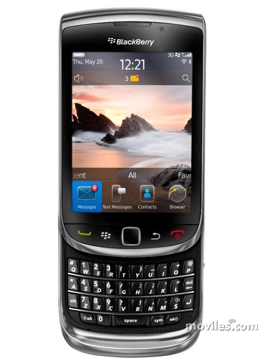 Blackberry Torch 9800 Moviles Com
