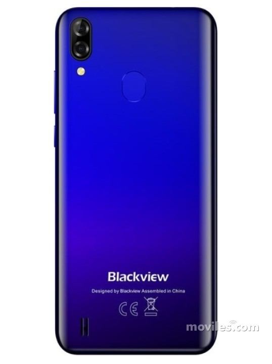 Fotografías Blackview A60 Pro - Moviles com