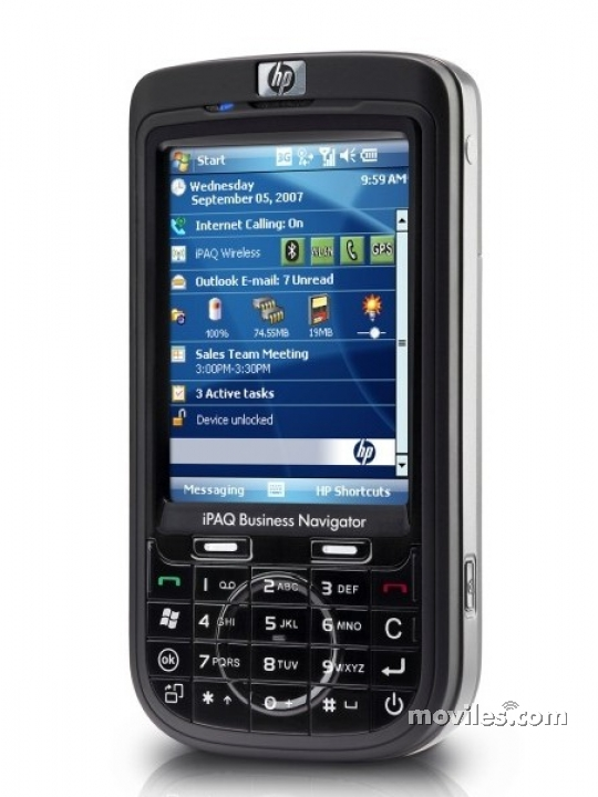 Image result for HP iPAQ 610