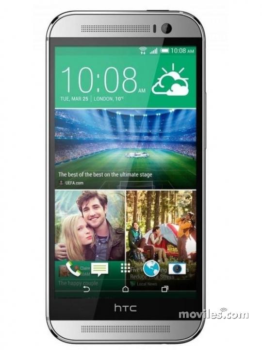 12453e2b663 HTC One M8 Libre desde 129,99€ Compara 12 precios