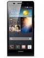 Fotografía Huawei Ascend P6