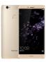 Fotografía Varias vistas del Huawei Honor Note 8 Blanco y Dorado y Gris. En la pantalla se muestra Varias vistas