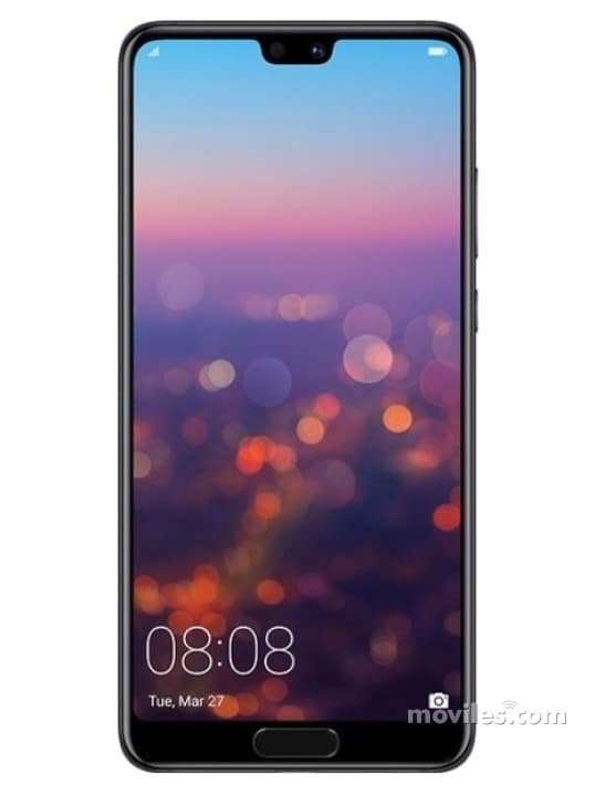 77abdfbc000ad Huawei P20 Pro Libre desde 419