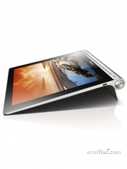 Fotografia Tablet Yoga 10