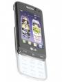 Fotografía LG GD900 Crystal