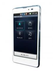 Fotografia Optimus LTE Tag
