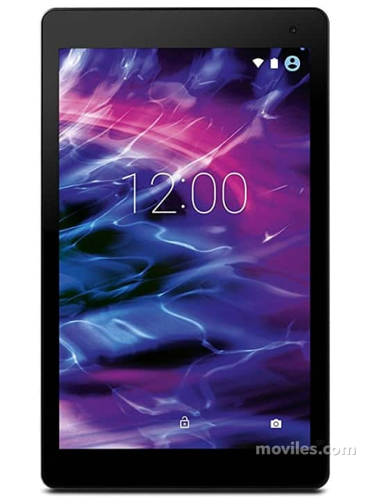 Fotografías Varias vistas de Tablet Medion Lifetab P10603 Titanio. Detalle de la pantalla: Varias vistas