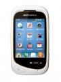 fotografía pequeña Motorola EX232