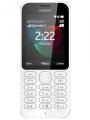 Fotografía Nokia 222 Dual SIM