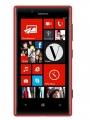 Fotografia pequeña Lumia 720
