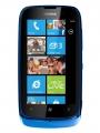 Fotografia Nokia Lumia 610