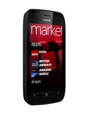 Fotografia Lumia 710