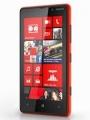 Fotografia pequeña Lumia 820