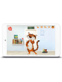Tablet Odys TigerTab 8