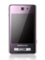 fotografía pequeña Samsung F480i
