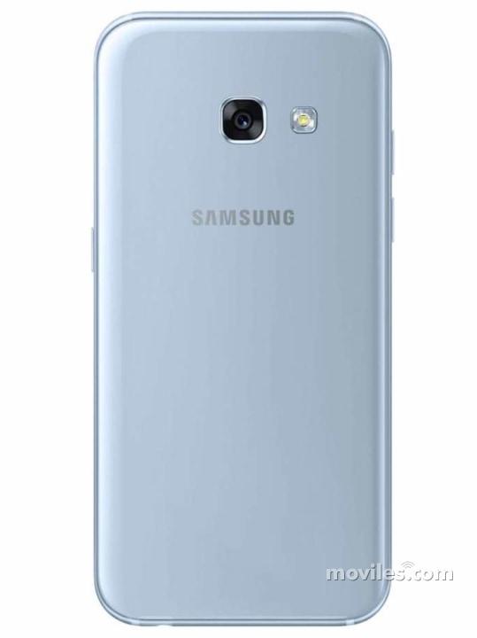 Fotografia Galaxy A3 (2017)