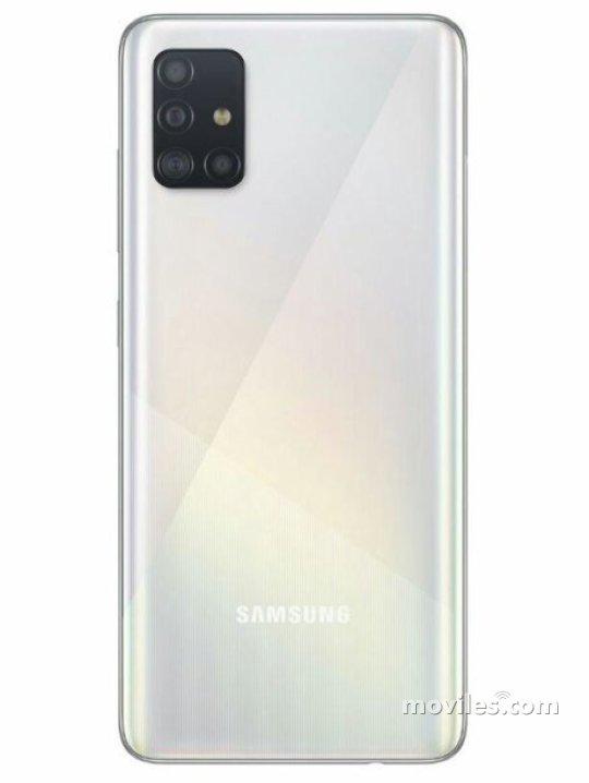 Fotografia Galaxy A51