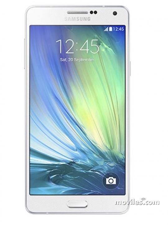 Fotografia Galaxy A7