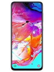 Fotografia Samsung Galaxy A70