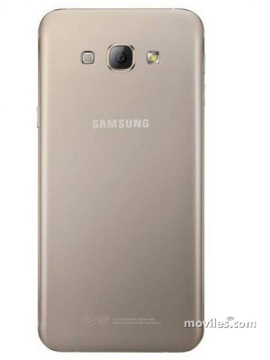 Fotografia Galaxy A8