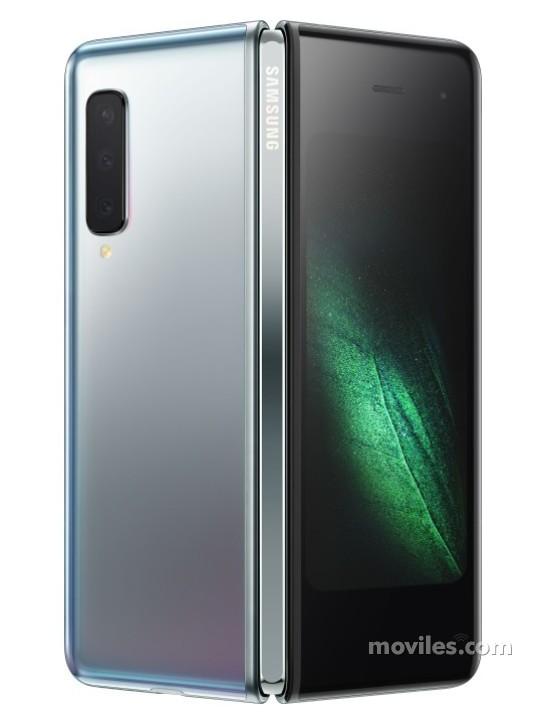 Fotografia Tablet Galaxy Fold 5G