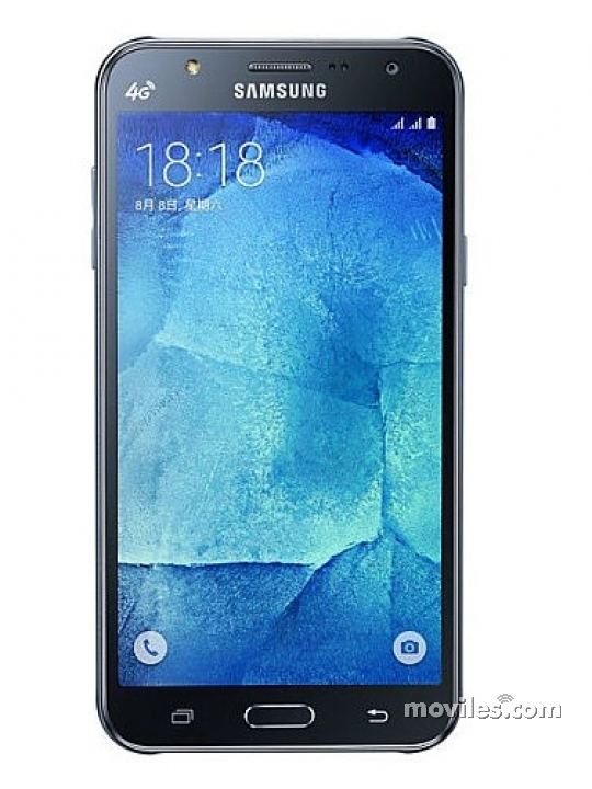 Samsung Galaxy J5 negro