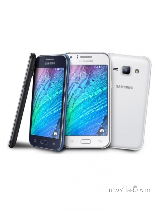 Los tres colores del Galaxy J7
