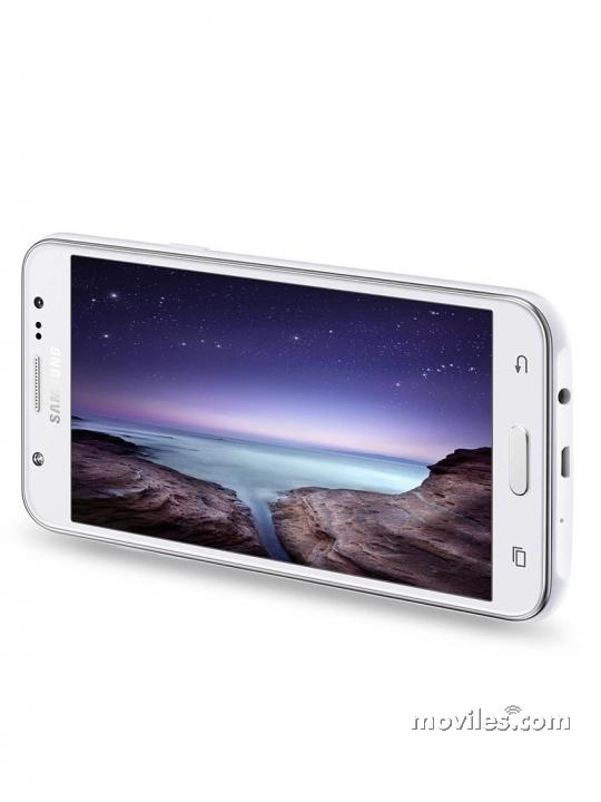 Fotografia Galaxy J7