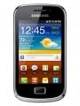 Fotografía Samsung Galaxy Mini 2