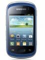 Fotografía Samsung Galaxy Music