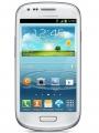 fotografía pequeña Samsung Galaxy S3 Mini