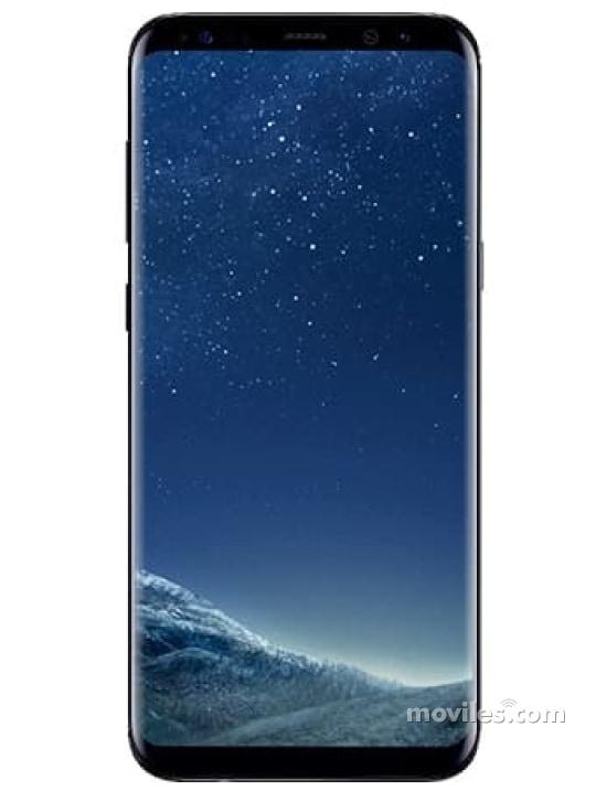 comparar apple iphone 7 plus y samsung galaxy s8. Black Bedroom Furniture Sets. Home Design Ideas
