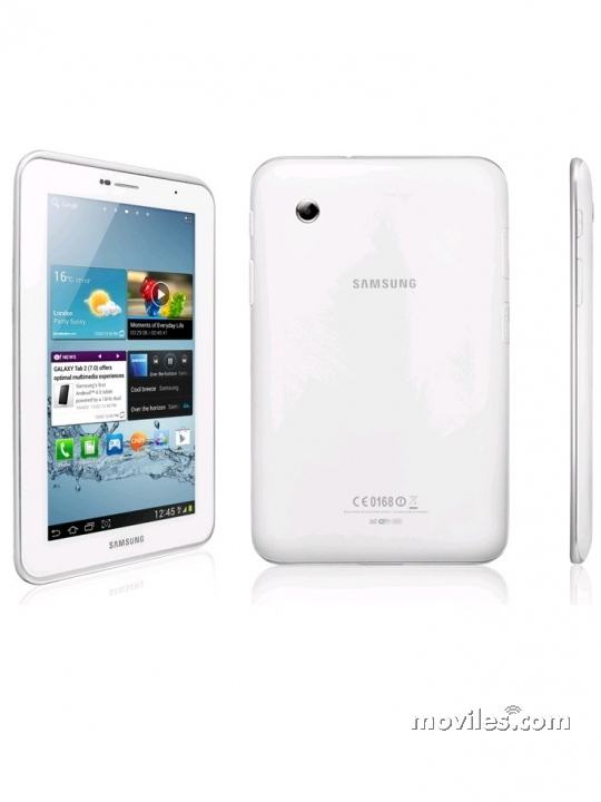 Fotografia Tablet Galaxy Tab 2 7.0
