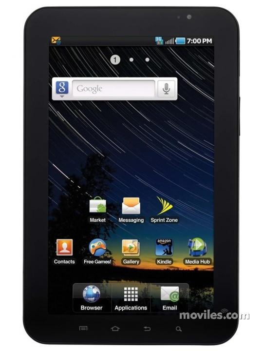 Caracteristicas Tablet Samsung Galaxy Tab CDMA