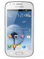 Fotografía Samsung Galaxy Trend