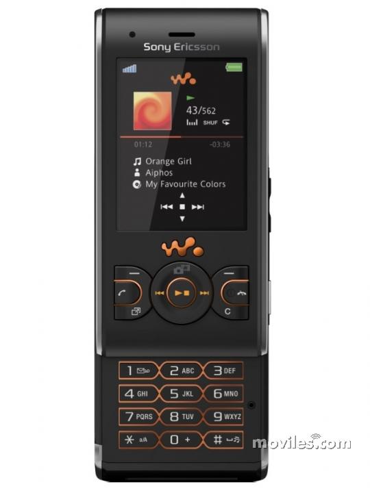 Sony Ericsson W595 Libre desde 64,99€ Compara 1 precios